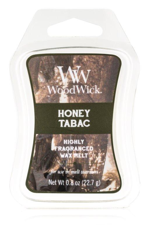 Woodwick Honey Tabac wosk zapachowy 22,7 g Artisan