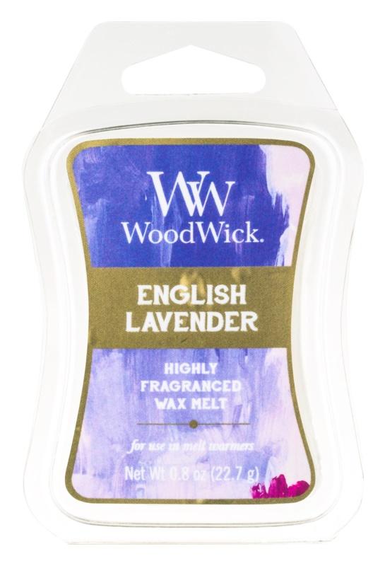 Woodwick English Lavender ceară pentru aromatizator 22,7 g Artisan