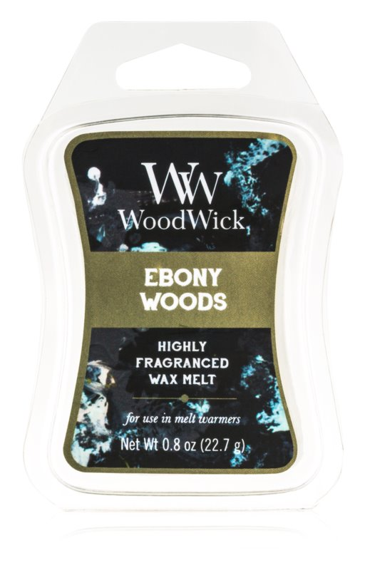 Woodwick Ebony Woods Wax Melt 22,7 g Artisan