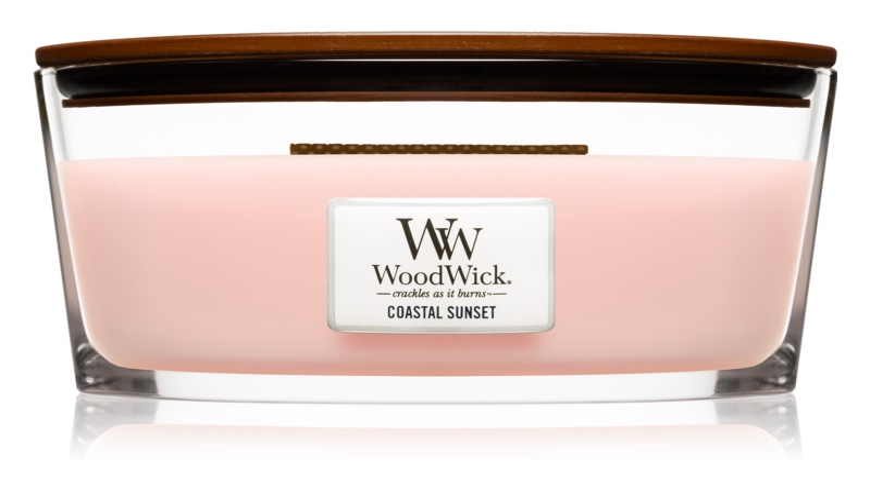 Woodwick Coastal Sunset lumanari parfumate  453,6 g Hearthwick