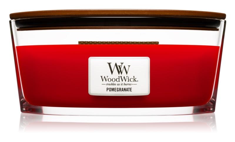 Woodwick Pomegranate lumanari parfumate  453,6 g Hearthwick