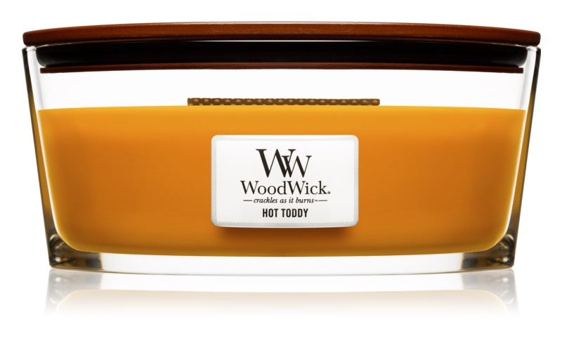 Woodwick Hot Toddy Duftkerze  453,6 g Hearthwick