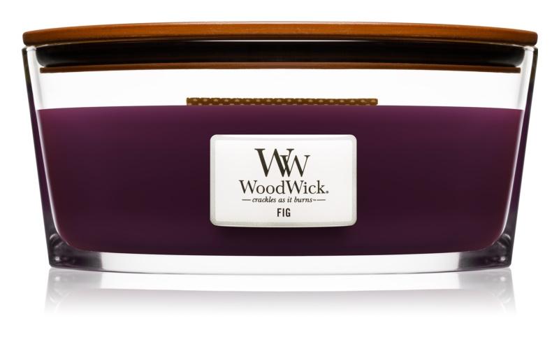 Woodwick Fig świeczka zapachowa  453,6 g Hearthwick