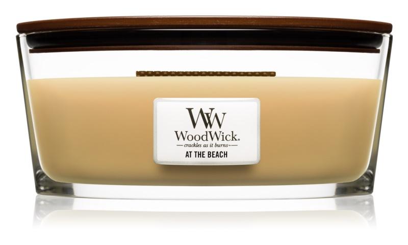 Woodwick At The Beach candela profumata 453,6 g Hearthwick