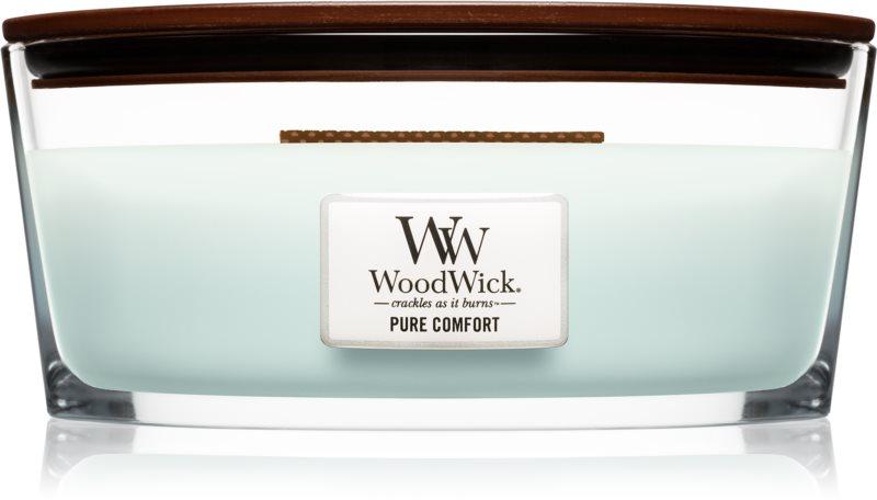Woodwick Pure Comfort świeczka zapachowa  453,6 g Hearthwick