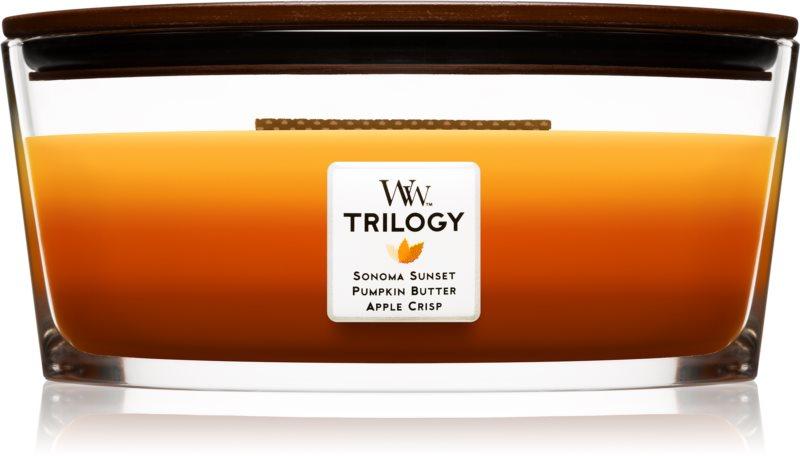 Woodwick Autumn Comforts ароматизована свічка  453,6 гр Hearthwick