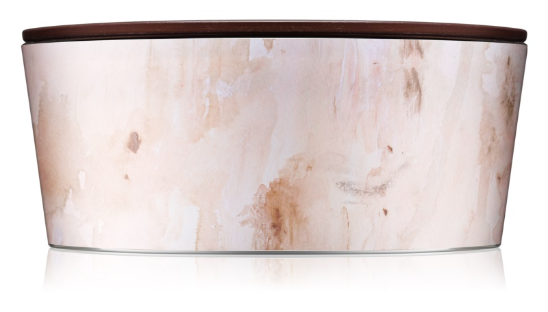 Woodwick Artisan Ellipse Vanilla Sol Αρωματικό κερί 453,6 γρ με ξύλινο φιτίλι (Hearthwick)