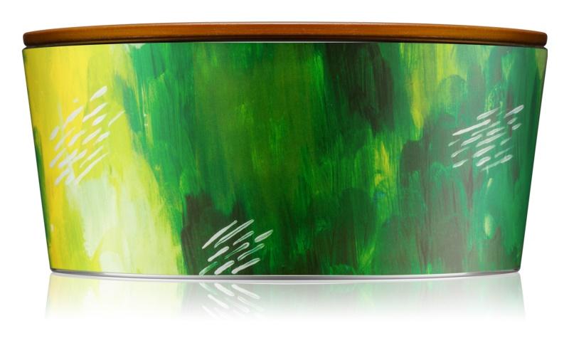 Woodwick Artisan Ellipse Lime Bergamot vonná sviečka 453,6 g Hearthwick
