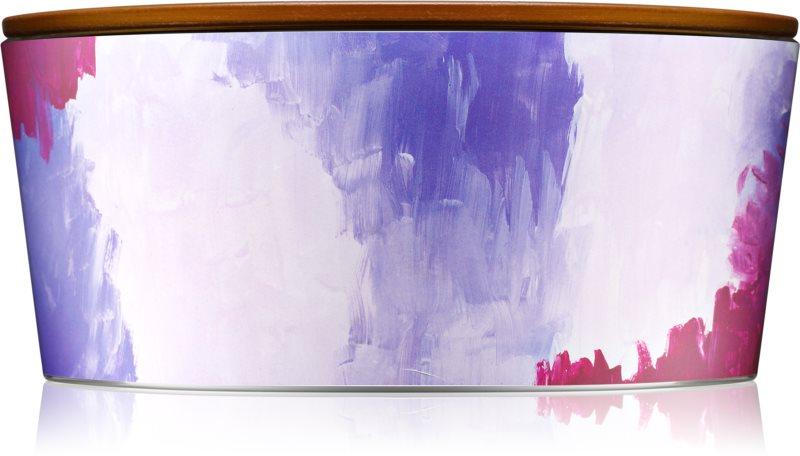 Woodwick Artisan Ellipse English Lavender Duftkerze  453,6 g Hearthwick