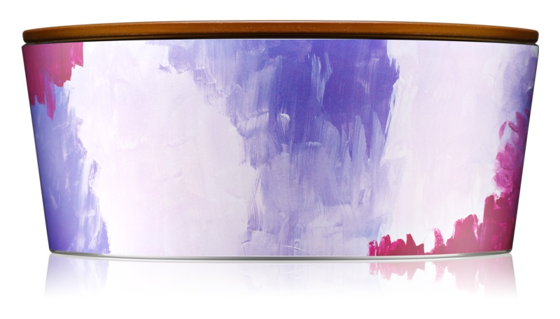 Woodwick Artisan Ellipse English Lavender Duftkerze  453,6 g mit Holzdocht (Hearthwick)