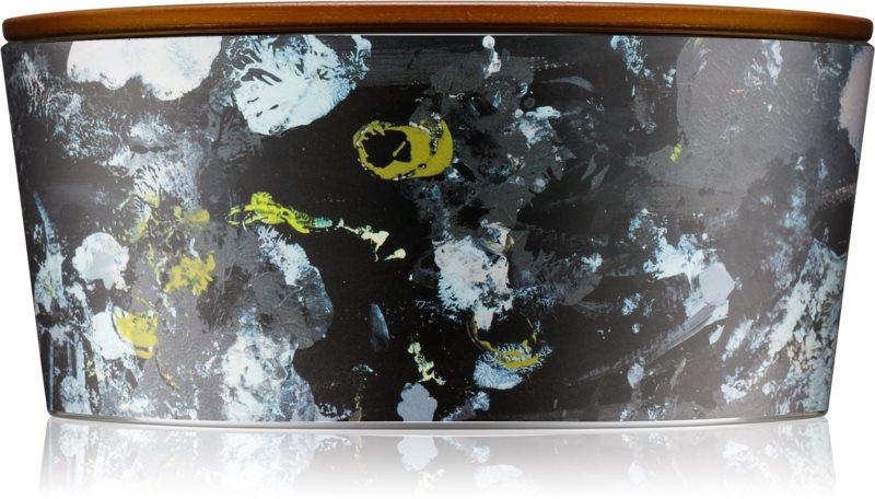 Woodwick Artisan Ellipse Ebony Woods lumanari parfumate  453,6 g Hearthwick