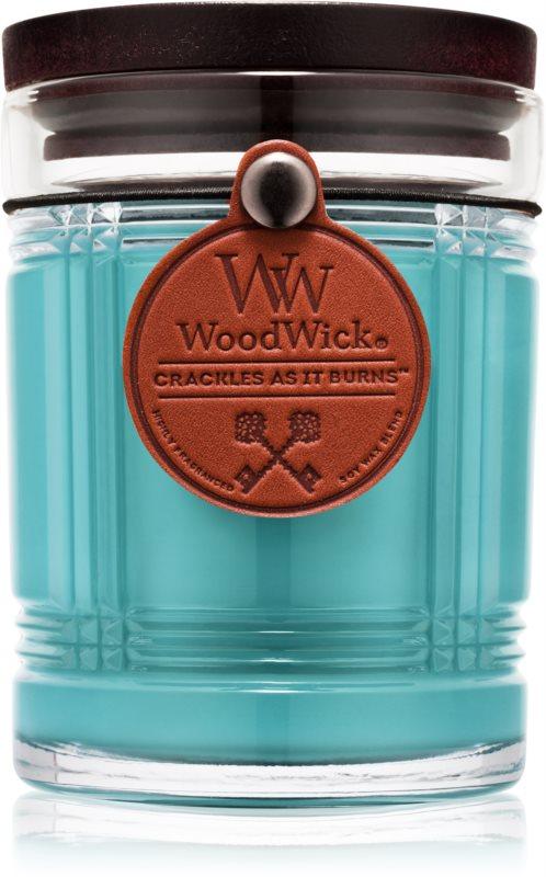 Woodwick Reserve Driftwood vonná svíčka 226,8 g