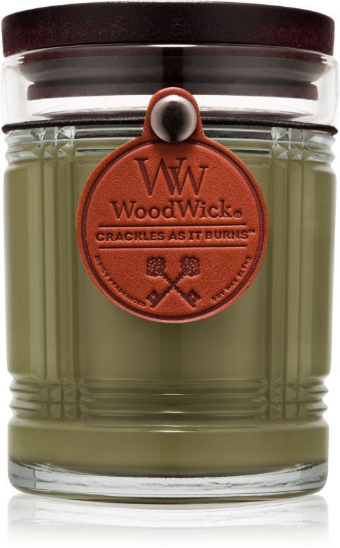 Woodwick Reserve Oak lumânare parfumată  226,8 g