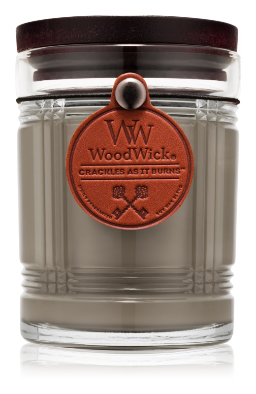 Woodwick Reserve Ember ароматна свещ  226,8 гр.