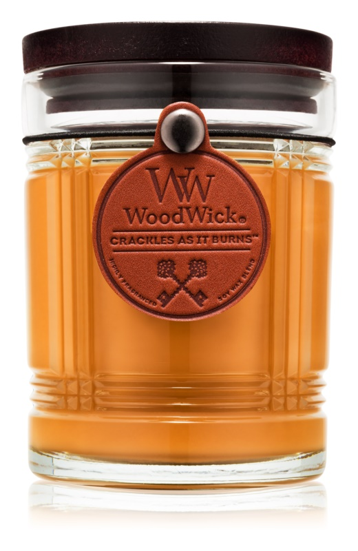 Woodwick Reserve Teakwood Scented Candle 226,8 g