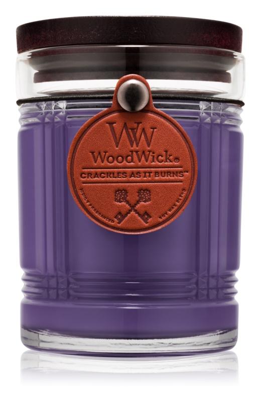 Woodwick Reserve Royal candela profumata 226,8 g