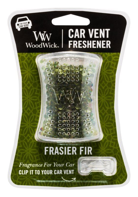 Woodwick Frasier Fir Autoduft   Clip