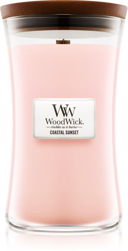 Woodwick Coastal Sunset Duftkerze  609,5 g große
