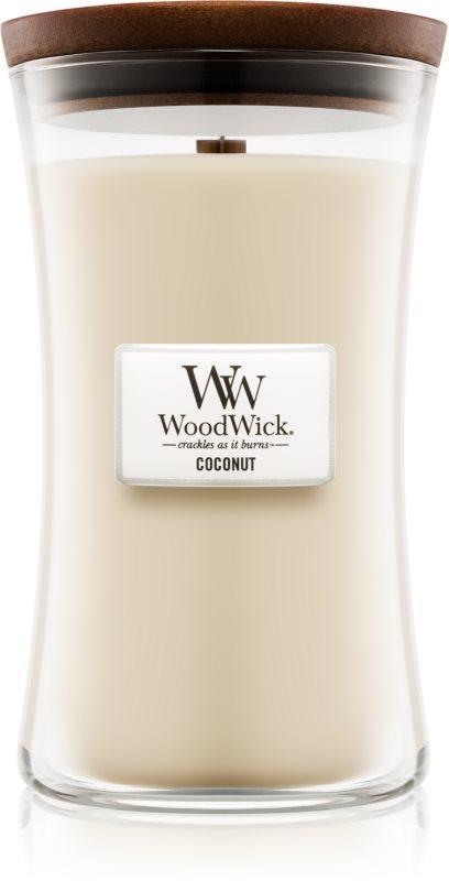Woodwick Coconut lumanari parfumate  609,5 g mare
