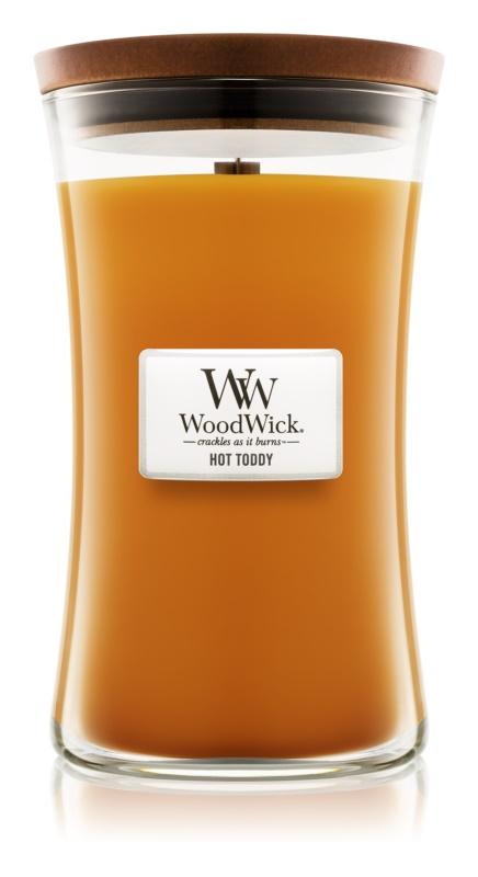 Woodwick Hot Toddy Duftkerze  609,5 g große