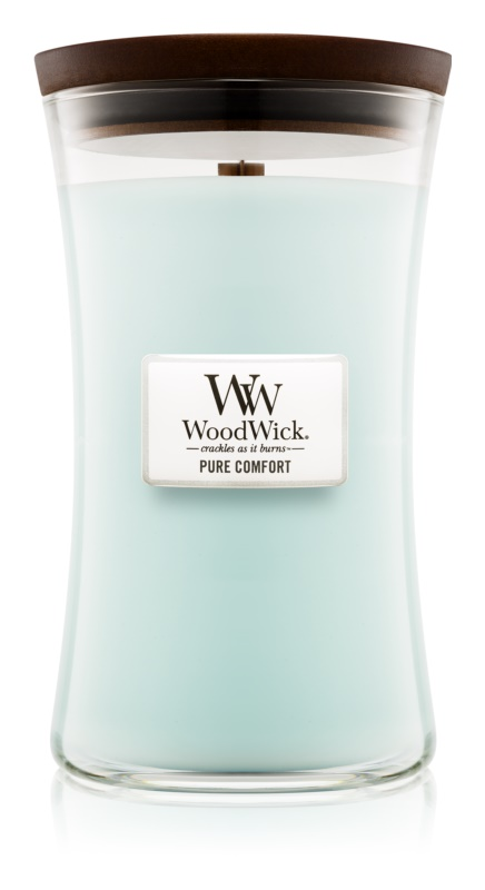 Woodwick Pure Comfort Scented Candle 609,5 g Large