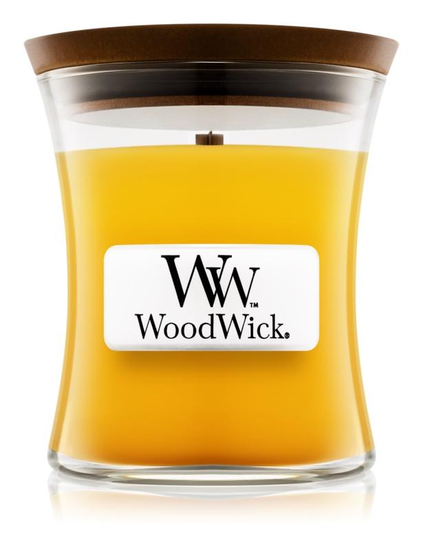 Woodwick Pineapple Duftkerze  85 g kleine