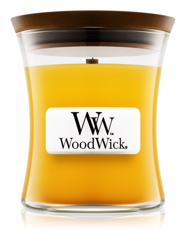 Woodwick Pineapple Scented Candle 85 g mini