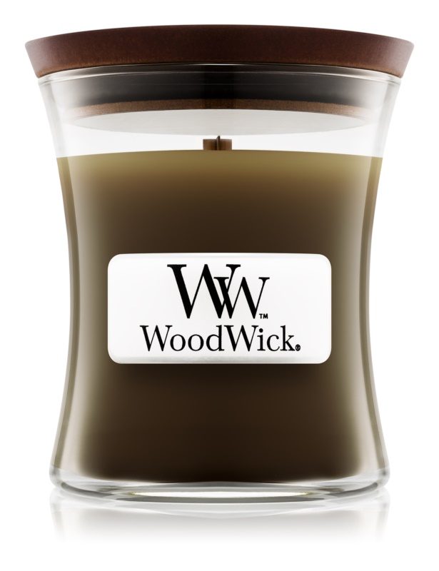 Woodwick Oudwood Scented Candle 85 g mini