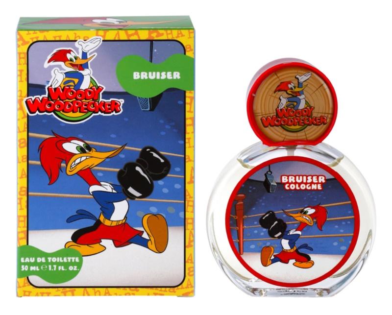Woody Woodpecker Bruiser Eau de Toilette For Kids 50 ml