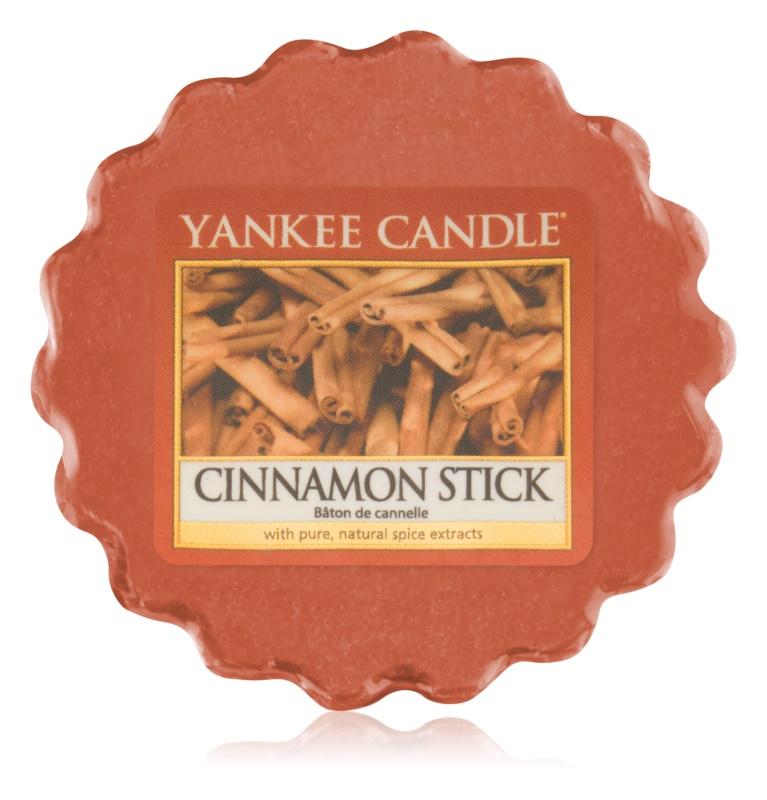 Yankee Candle Cinnamon Stick cera para lámparas aromáticas 22 g