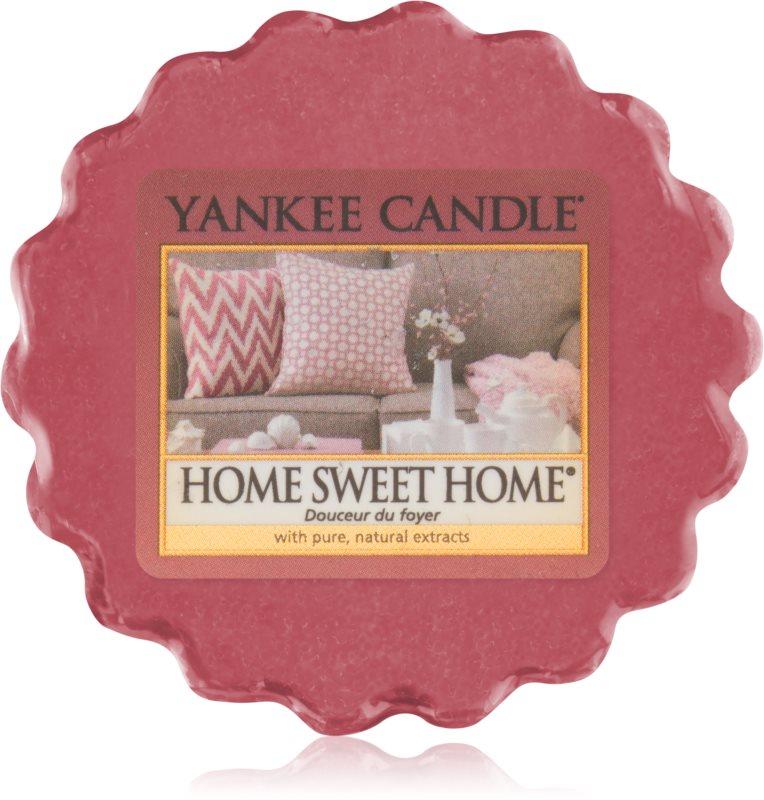 Yankee Candle Home Sweet Home cera para lámparas aromáticas 22 g