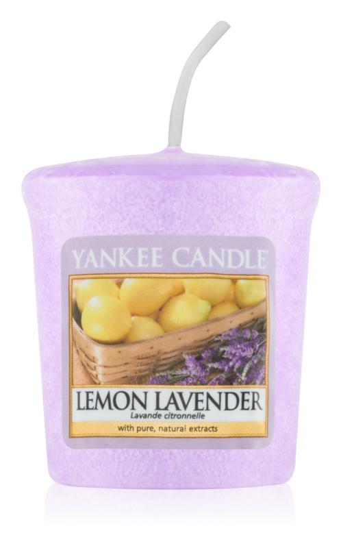 Yankee Candle Lemon Lavender lumânare votiv 49 g