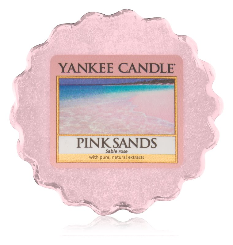 Yankee Candle Pink Sands vosk do aromalampy 22 g