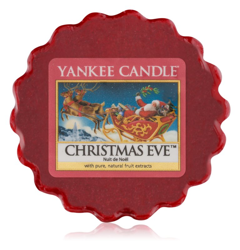 Yankee Candle Christmas Eve Wachs für Aromalampen 22 g