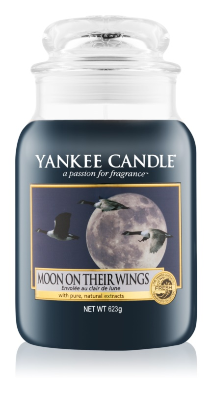 Yankee Candle Moon On Their Wings bougie parfumée 623 g Classic grande