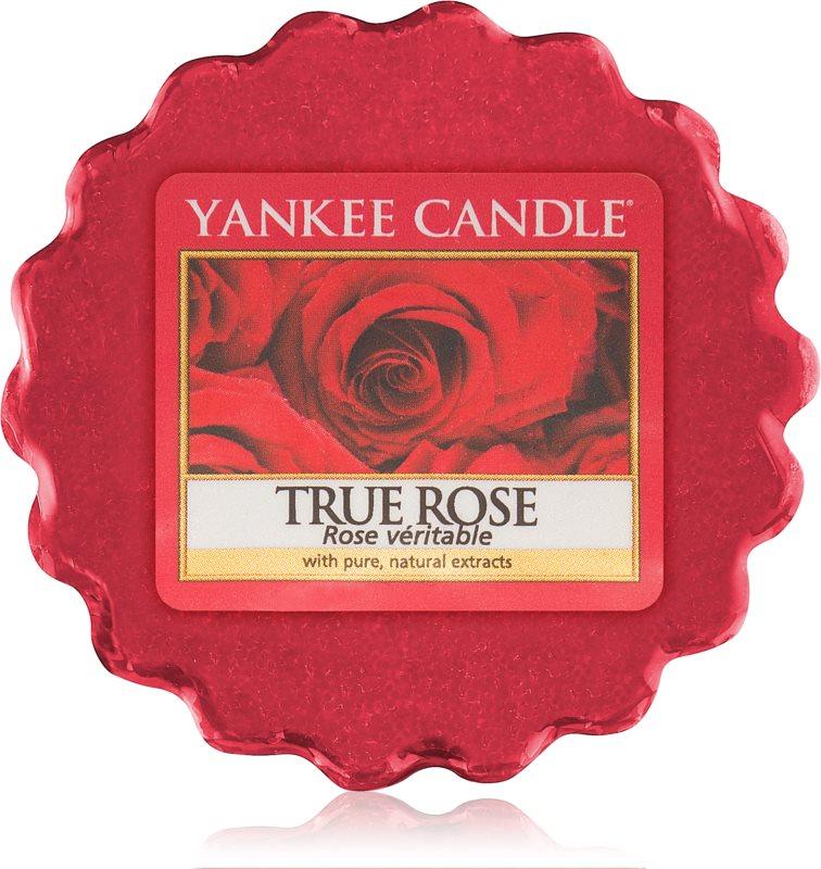 Yankee Candle True Rose wosk zapachowy 22 g