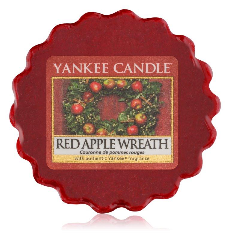 Yankee Candle Red Apple Wreath Wax Melt 22 g