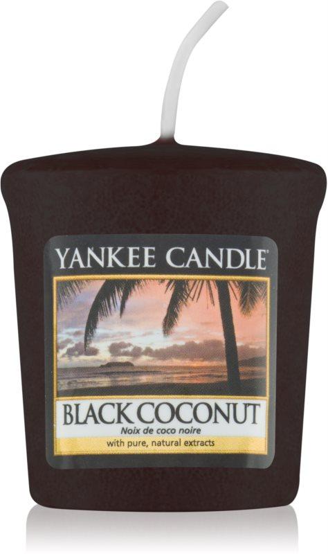 Yankee Candle Black Coconut candela votiva 49 g