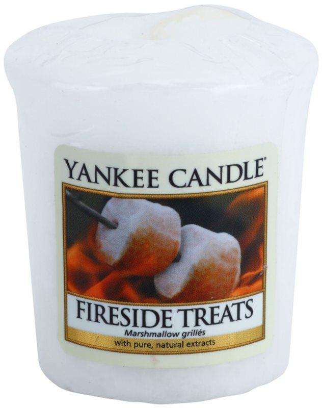 Yankee Candle Fireside Treats votivní svíčka 49 g