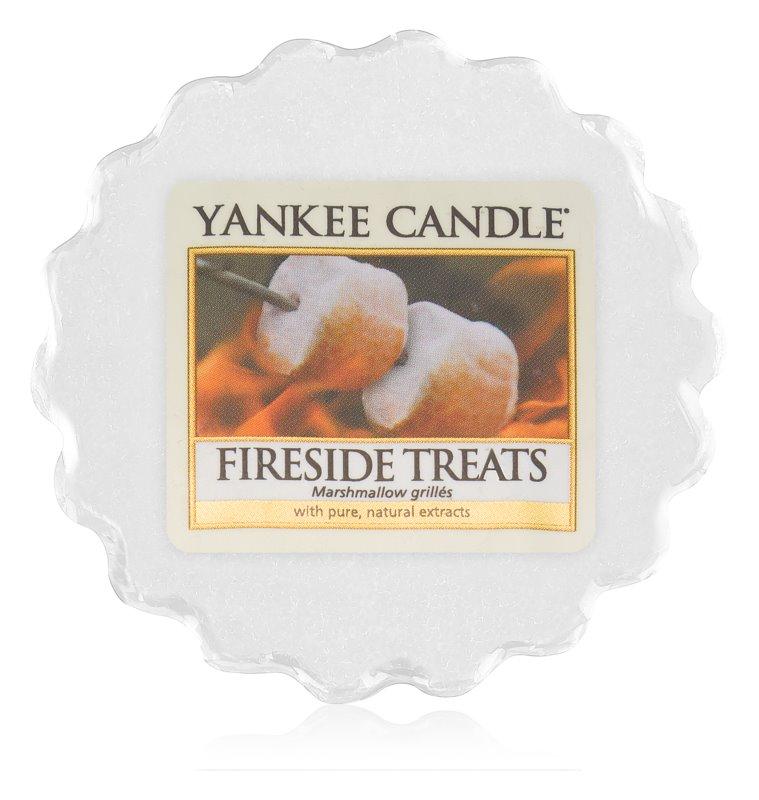 Yankee Candle Fireside Treats tartelette en cire 22 g
