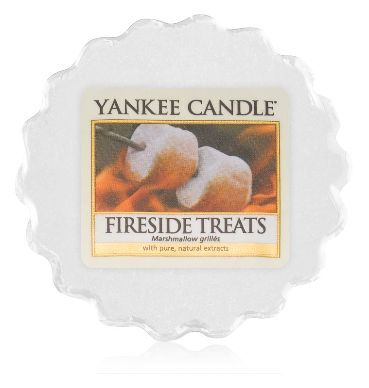 Yankee Candle Fireside Treats vosk do aromalampy 22 g