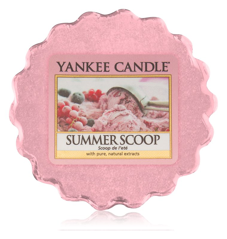 Yankee Candle Summer Scoop wosk zapachowy 22 g