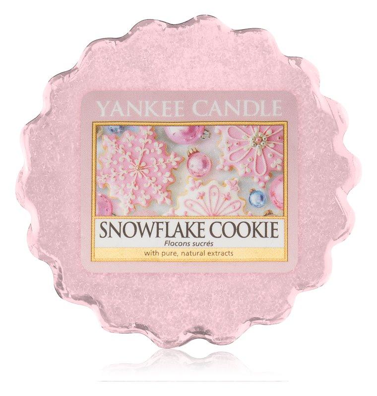 Yankee Candle Snowflake Cookie Wax Melt 22 g