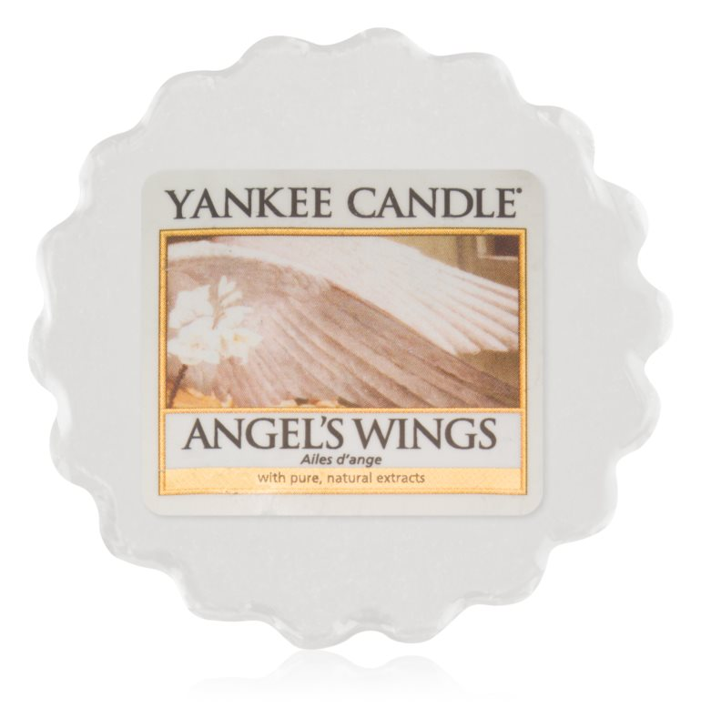 Yankee Candle Angel´s Wings illatos viasz aromalámpába 22 g