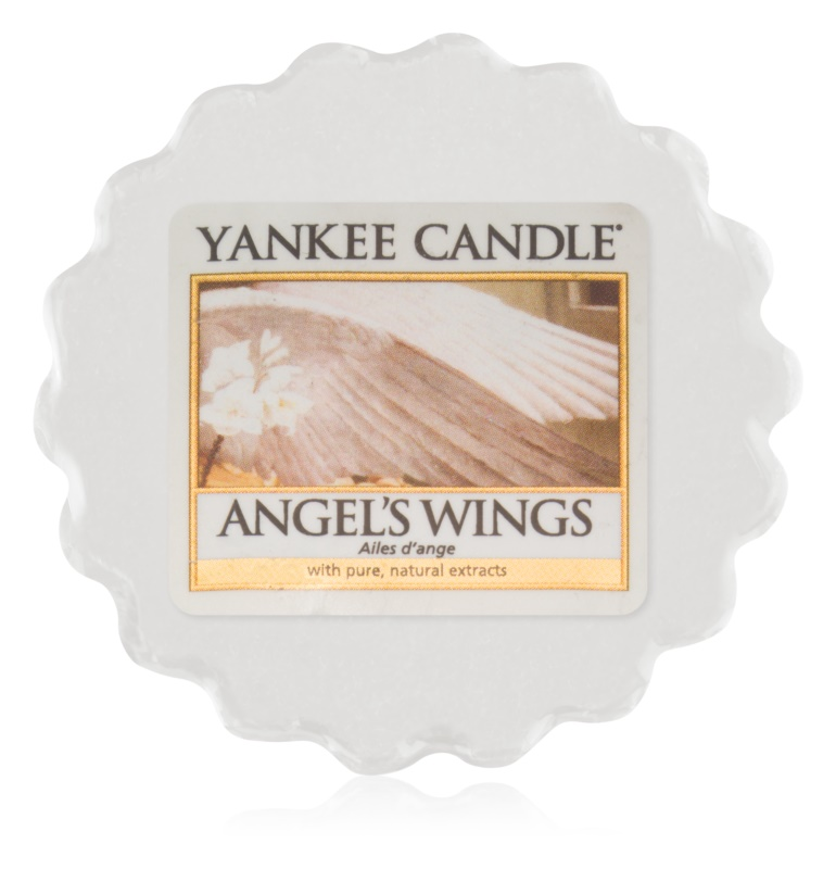 Yankee Candle Angel´s Wings Wachs für Aromalampen 22 g