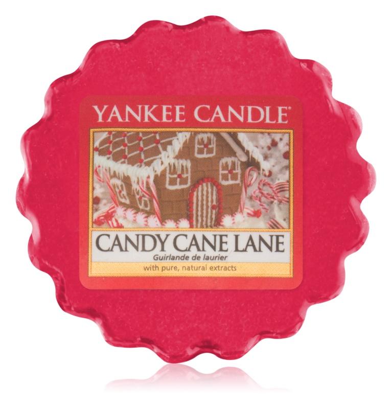 Yankee Candle Candy Cane Lane Wax Melt 22 gr