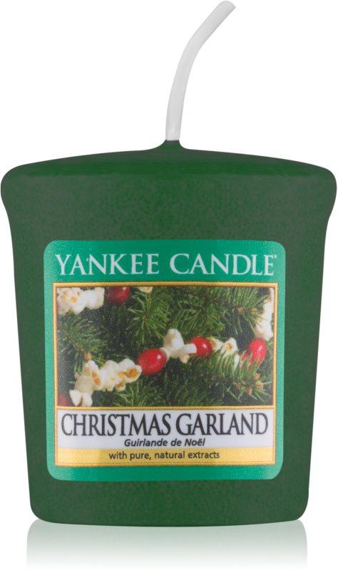 Yankee Candle Christmas Garland Votivkerze 49 g