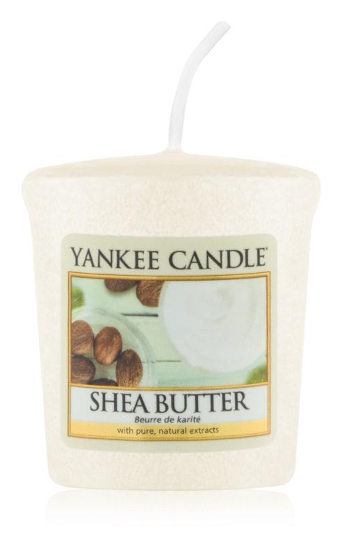 Yankee Candle Shea Butter velas votivas 49 g