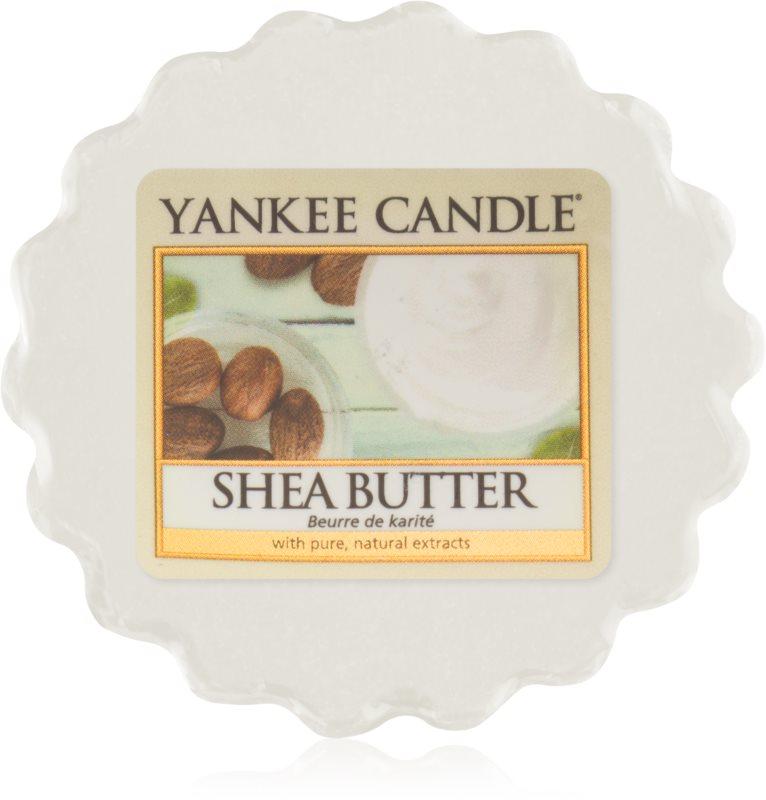 Yankee Candle Shea Butter illatos viasz aromalámpába 22 g