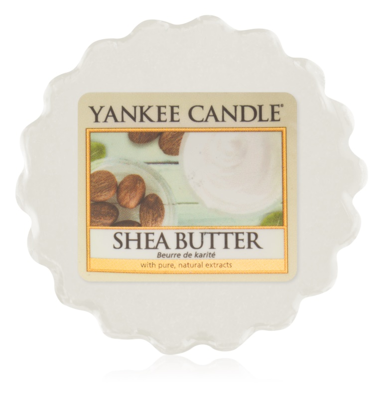 Yankee Candle Shea Butter tartelette en cire 22 g